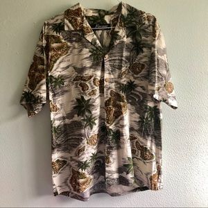 Favant Hawaiian shirt XL